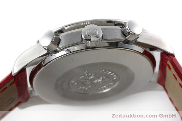 Used luxury watch Omega Speedmaster chronograph steel automatic Kal. 3220 Ref. 275.0032  | 152619 11
