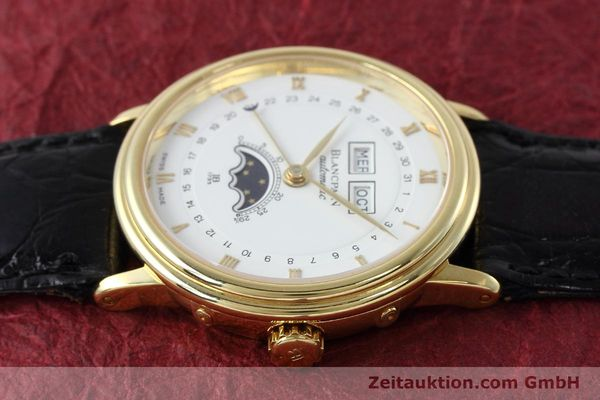 Used luxury watch Blancpain Villeret 18 ct gold automatic Kal. 6553  | 152620 05