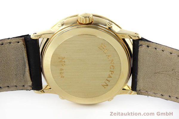 Used luxury watch Blancpain Villeret 18 ct gold automatic Kal. 6553  | 152620 08
