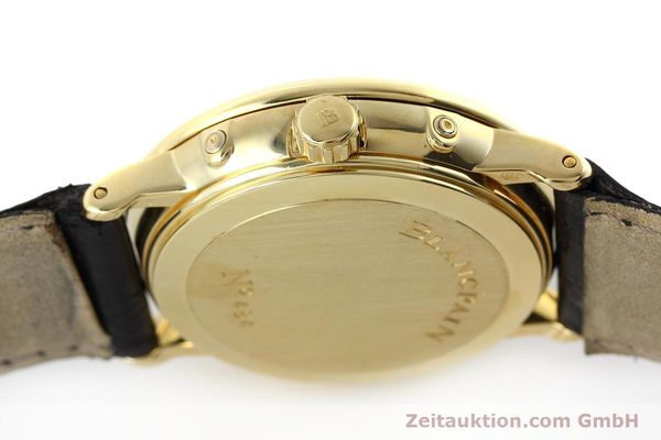Used luxury watch Blancpain Villeret 18 ct gold automatic Kal. 6553  | 152620 11