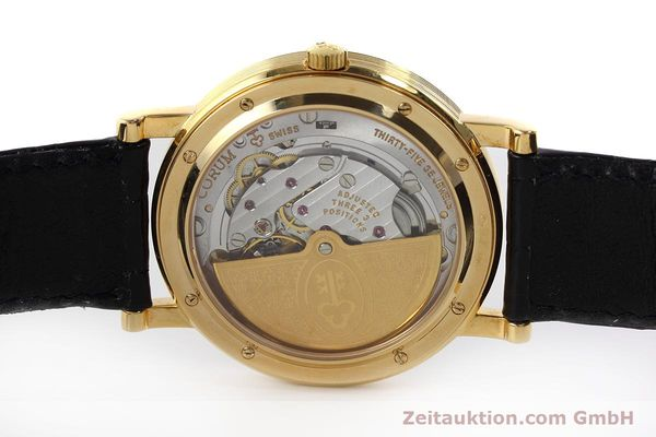 montre de luxe d occasion Corum Romulus or 18 ct automatique Ref. 5870656  | 152624 09