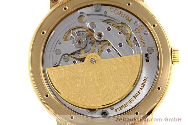montre de luxe d occasion Corum Romulus or 18 ct automatique Ref. 5870656  | 152624 10