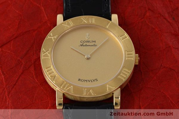 Used luxury watch Corum Romulus 18 ct gold automatic Ref. 5870656  | 152624 18