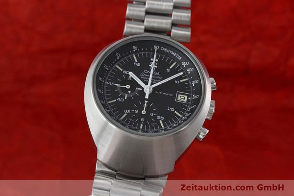 Used luxury watch Omega Speedmaster chronograph steel automatic Kal. 1040 VINTAGE  | 152625 04