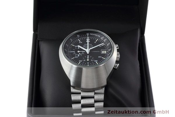 Used luxury watch Omega Speedmaster chronograph steel automatic Kal. 1040 VINTAGE  | 152625 07