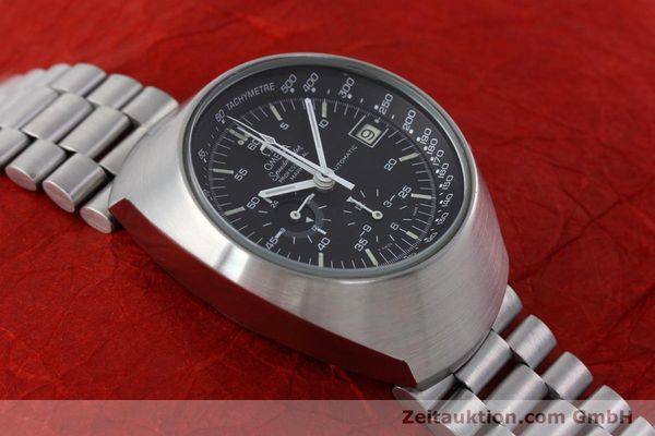 Used luxury watch Omega Speedmaster chronograph steel automatic Kal. 1040 VINTAGE  | 152625 14