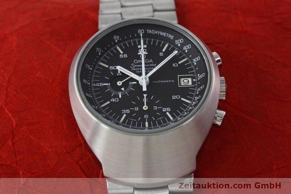 Used luxury watch Omega Speedmaster chronograph steel automatic Kal. 1040 VINTAGE  | 152625 15