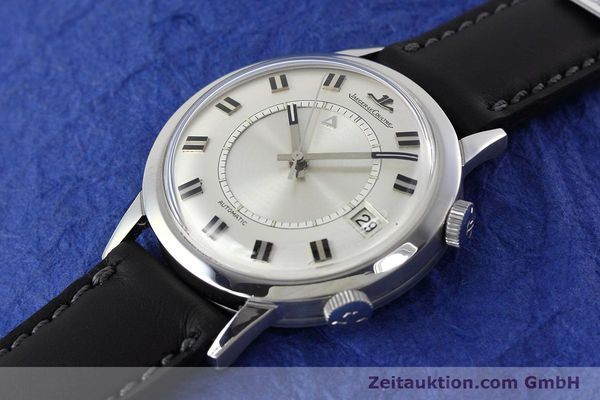 Used luxury watch Jaeger Le Coultre Memovox steel automatic Kal. 825  | 152627 01