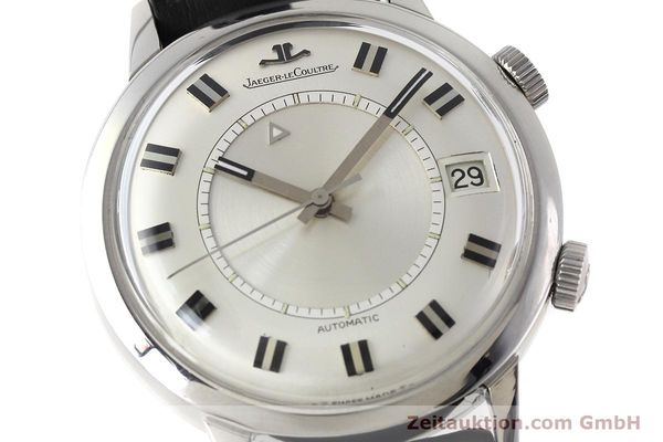 Used luxury watch Jaeger Le Coultre Memovox steel automatic Kal. 825  | 152627 02