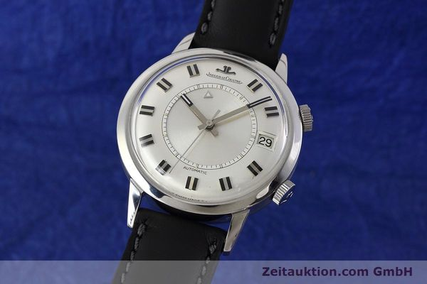 Used luxury watch Jaeger Le Coultre Memovox steel automatic Kal. 825  | 152627 04