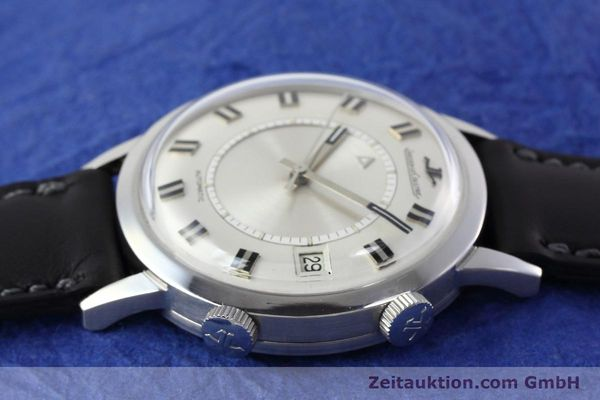 Used luxury watch Jaeger Le Coultre Memovox steel automatic Kal. 825  | 152627 05