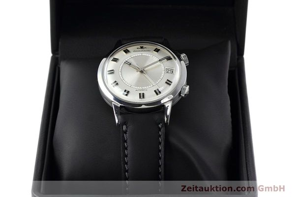 Used luxury watch Jaeger Le Coultre Memovox steel automatic Kal. 825  | 152627 07