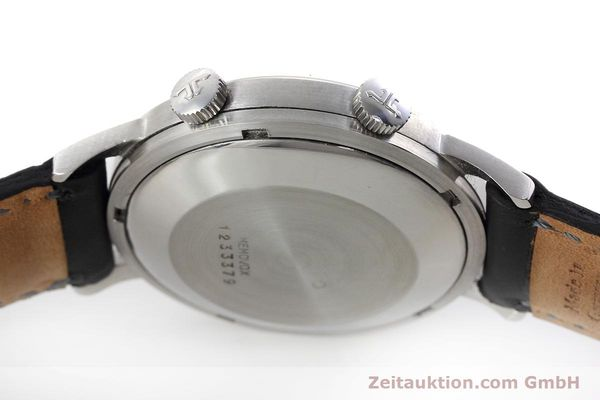 Used luxury watch Jaeger Le Coultre Memovox steel automatic Kal. 825  | 152627 10