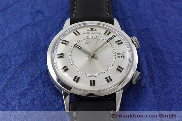 Used luxury watch Jaeger Le Coultre Memovox steel automatic Kal. 825  | 152627 14