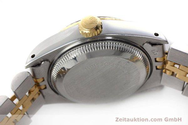 montre de luxe d occasion Rolex Lady Datejust acier / or  automatique Kal. 2135 Ref. 69173  | 152640 11
