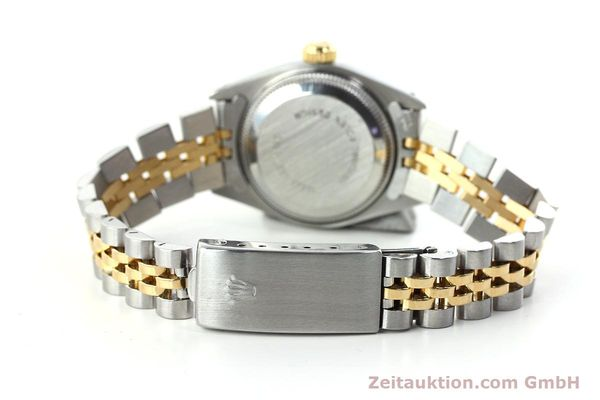 montre de luxe d occasion Rolex Lady Datejust acier / or  automatique Kal. 2135 Ref. 69173  | 152640 12