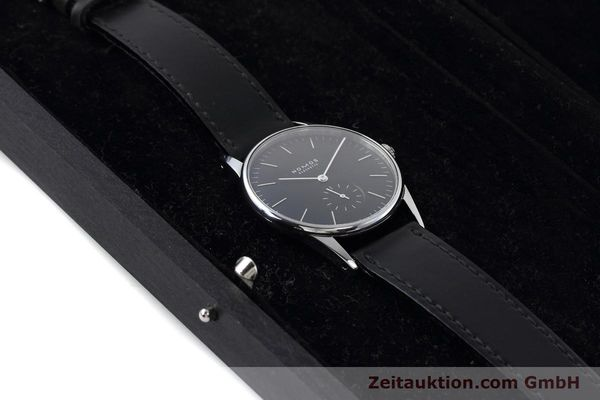 Used luxury watch Nomos Orion steel manual winding Kal. Alpha  | 152648 07