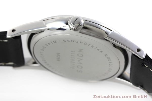 Used luxury watch Nomos Orion steel manual winding Kal. Alpha  | 152648 11