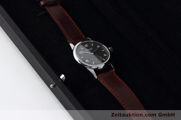 Used luxury watch Nomos Club steel manual winding Kal. Alpha  | 152650 07