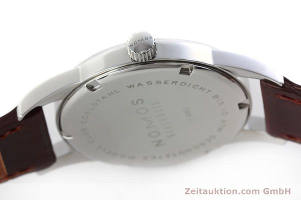 Used luxury watch Nomos Club steel manual winding Kal. Alpha  | 152650 11