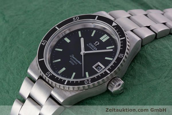 Used luxury watch Omega Seamaster steel automatic Kal. 1012 VINTAGE  | 152661 01