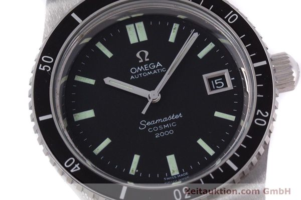 Used luxury watch Omega Seamaster steel automatic Kal. 1012 VINTAGE  | 152661 02