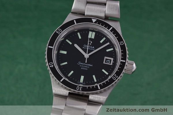 Used luxury watch Omega Seamaster steel automatic Kal. 1012 VINTAGE  | 152661 04