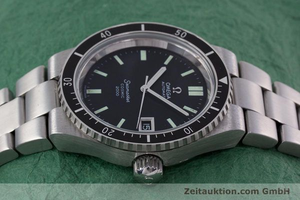 Used luxury watch Omega Seamaster steel automatic Kal. 1012 VINTAGE  | 152661 05