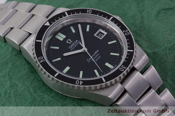 Used luxury watch Omega Seamaster steel automatic Kal. 1012 VINTAGE  | 152661 14