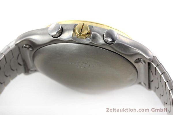 Used luxury watch Ebel 1911 chronograph steel / gold automatic Kal. 134 Ref. 1103  | 152663 08