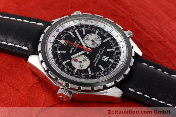 Used luxury watch Breitling Chrono-Matic chronograph steel automatic Kal. B41 ETA 2892A2 Ref. A41360  | 152666 14
