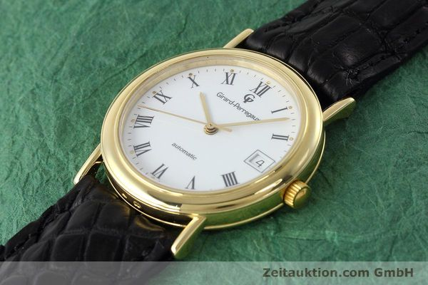 Used luxury watch Girard Perregaux * 18 ct gold automatic Kal. 220 Ref. 4799.51  | 152672 01
