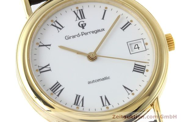 Used luxury watch Girard Perregaux * 18 ct gold automatic Kal. 220 Ref. 4799.51  | 152672 02