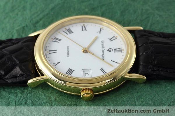 Used luxury watch Girard Perregaux * 18 ct gold automatic Kal. 220 Ref. 4799.51  | 152672 05