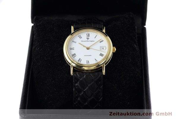 Used luxury watch Girard Perregaux * 18 ct gold automatic Kal. 220 Ref. 4799.51  | 152672 07
