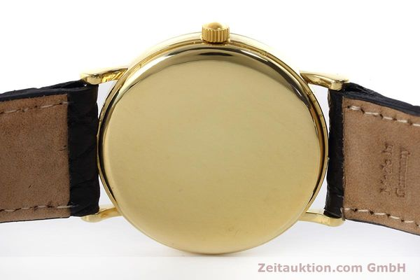Used luxury watch Girard Perregaux * 18 ct gold automatic Kal. 220 Ref. 4799.51  | 152672 08