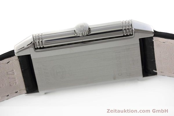 Used luxury watch Jaeger Le Coultre Reverso steel manual winding Kal. 846/1 Ref. 252.8.86  | 152676 09