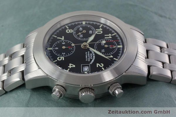 Used luxury watch Mühle Sport Chronograph chronograph steel automatic Kal. ETA 7750 Ref. M1-23-00  | 152685 05