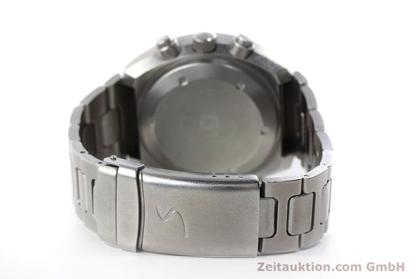 Used luxury watch Sinn D1 Mission chronograph steel automatic Kal. 5100 Ref. 142.1758  | 152689 12