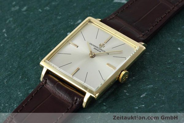Used luxury watch Vacheron & Constantin * 18 ct gold manual winding Kal. 1001 Ref. 6559 VINTAGE  | 152691 01