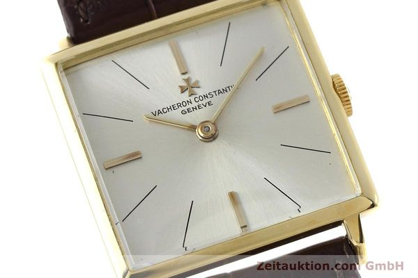 Used luxury watch Vacheron & Constantin * 18 ct gold manual winding Kal. 1001 Ref. 6559 VINTAGE  | 152691 02