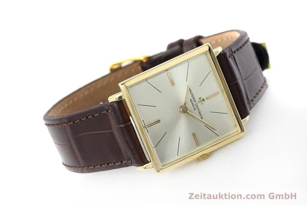 Used luxury watch Vacheron & Constantin * 18 ct gold manual winding Kal. 1001 Ref. 6559 VINTAGE  | 152691 03