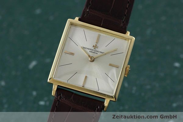 Used luxury watch Vacheron & Constantin * 18 ct gold manual winding Kal. 1001 Ref. 6559 VINTAGE  | 152691 04