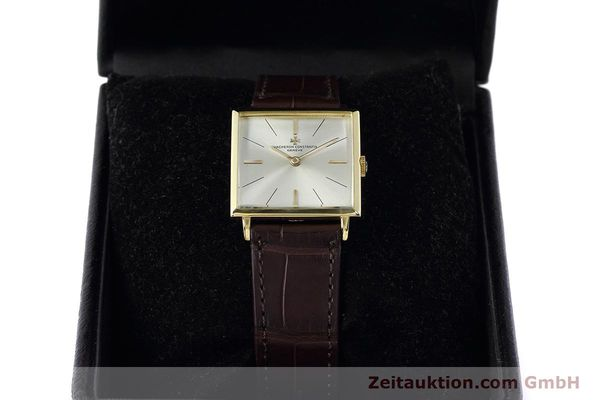 Used luxury watch Vacheron & Constantin * 18 ct gold manual winding Kal. 1001 Ref. 6559 VINTAGE  | 152691 07