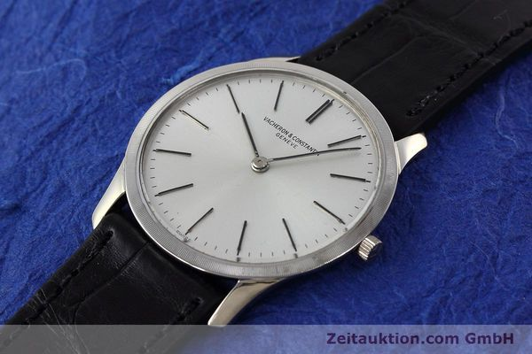 Used luxury watch Vacheron & Constantin * 18 ct white gold manual winding Kal. 1003/1 Ref. 6352  | 152692 01