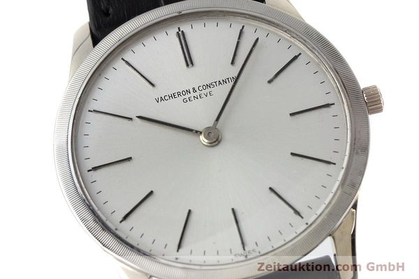Used luxury watch Vacheron & Constantin * 18 ct white gold manual winding Kal. 1003/1 Ref. 6352  | 152692 02