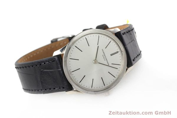Used luxury watch Vacheron & Constantin * 18 ct white gold manual winding Kal. 1003/1 Ref. 6352  | 152692 03