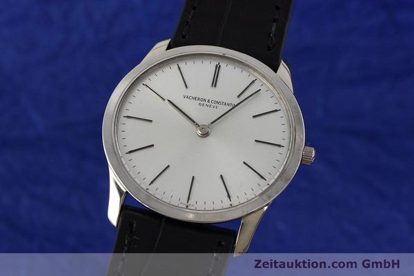 Used luxury watch Vacheron & Constantin * 18 ct white gold manual winding Kal. 1003/1 Ref. 6352  | 152692 04