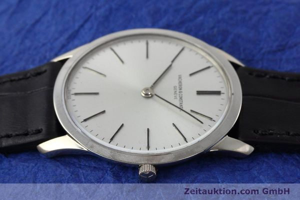 Used luxury watch Vacheron & Constantin * 18 ct white gold manual winding Kal. 1003/1 Ref. 6352  | 152692 05