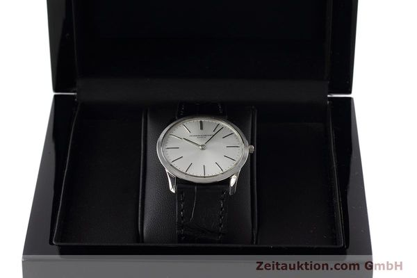 Used luxury watch Vacheron & Constantin * 18 ct white gold manual winding Kal. 1003/1 Ref. 6352  | 152692 07